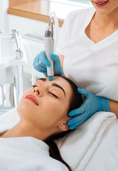 hydrafacial treatments