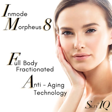 morpheus8 skin treatment