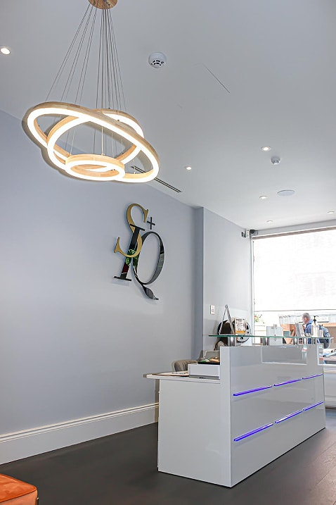 Skin+IQ skin clinic in London